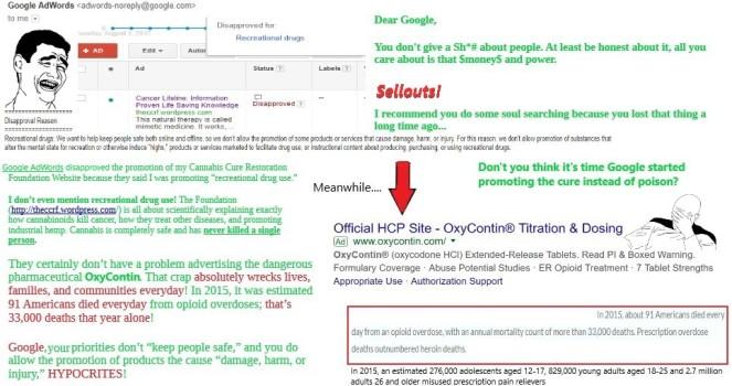 GoogleHypocritesmodnew