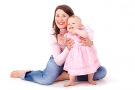 baby_child_cute_female_happy_kid_mom_mother-978445